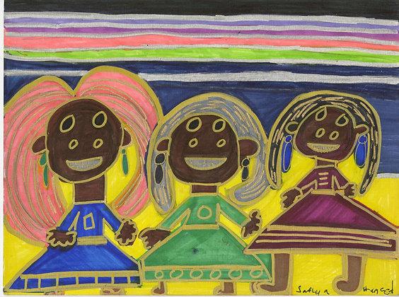 """Three Stars"" by Safiya Hameed"