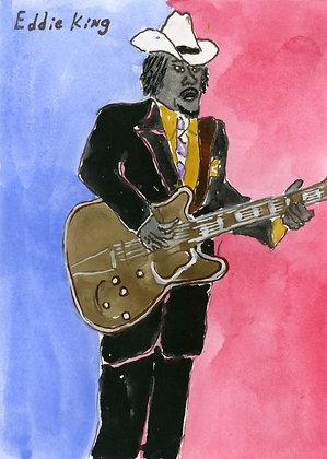 """Eddie King"" by Michael Hopkins"