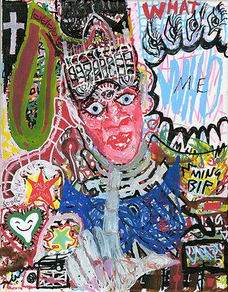 """Modern Mary (Sales and Pimping)"" by Luke Shemroske"