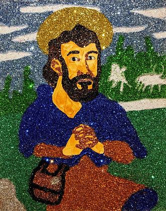 """St. Francis"" by Sereno Wilson"