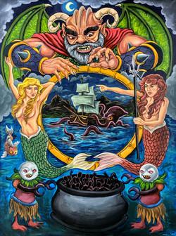 Poseidon's Cauldron of Souls