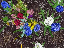 """""""Flower Composition"""" by RJ Juguilon"""