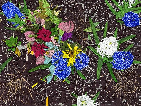 """""""Flower Composition"""" by R.J. Juguilon"""