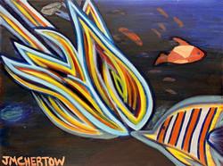 """""""Fish Tail"""" by Jennifer Chertow"""
