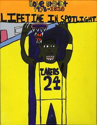 """Kobe"" by David Holt"