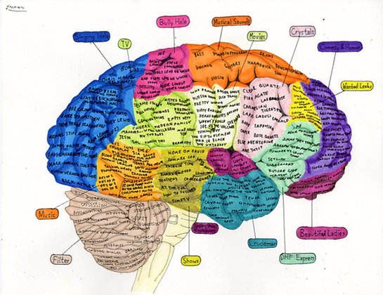 """The Brain"" by Louis DeMarco"