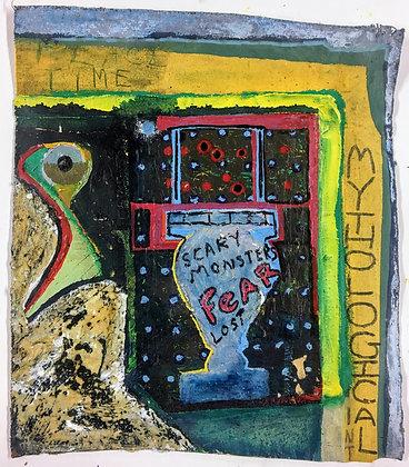 """""""Fear"""" by Ken Bortman"""