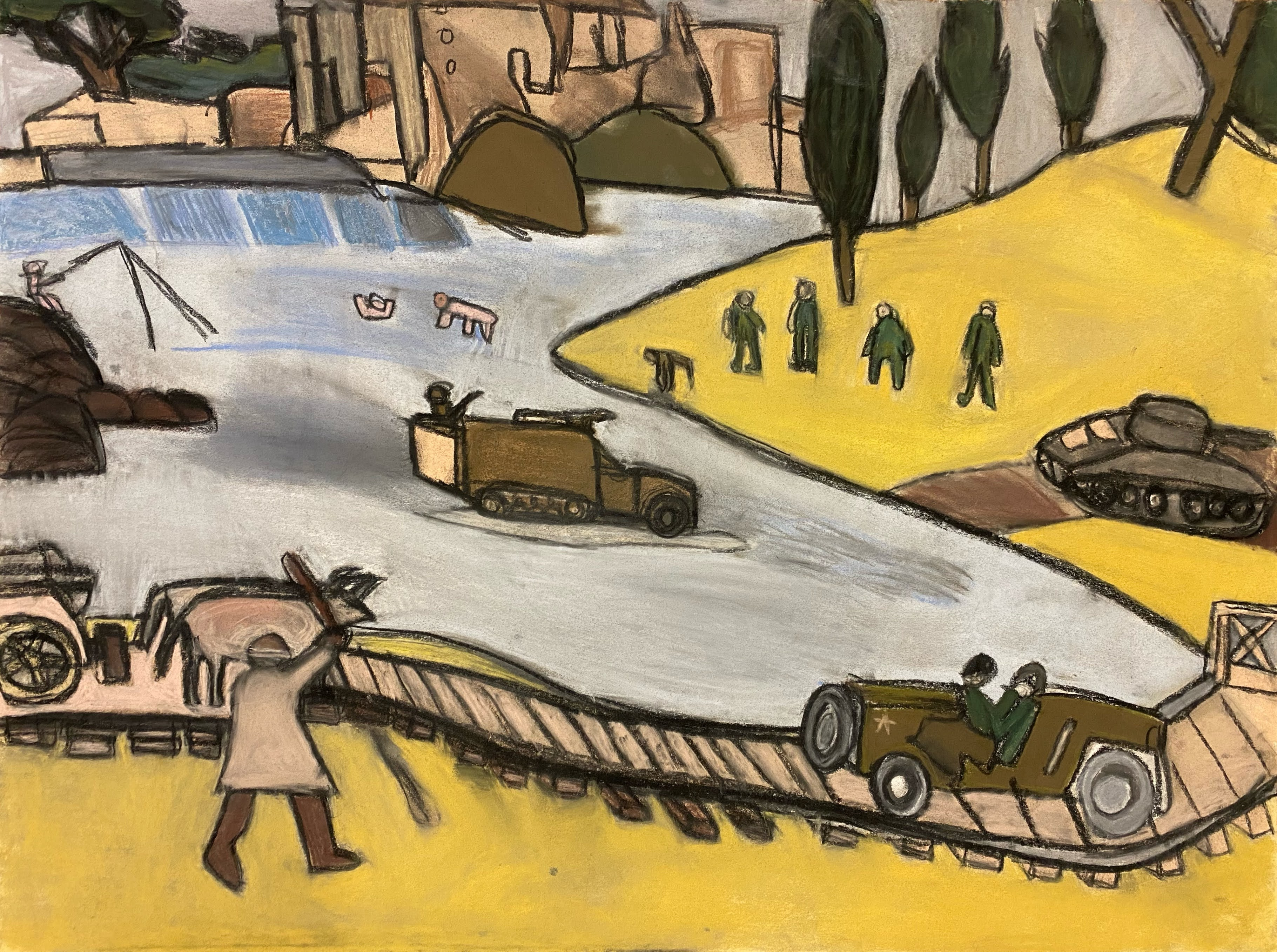 Wartime Landscape