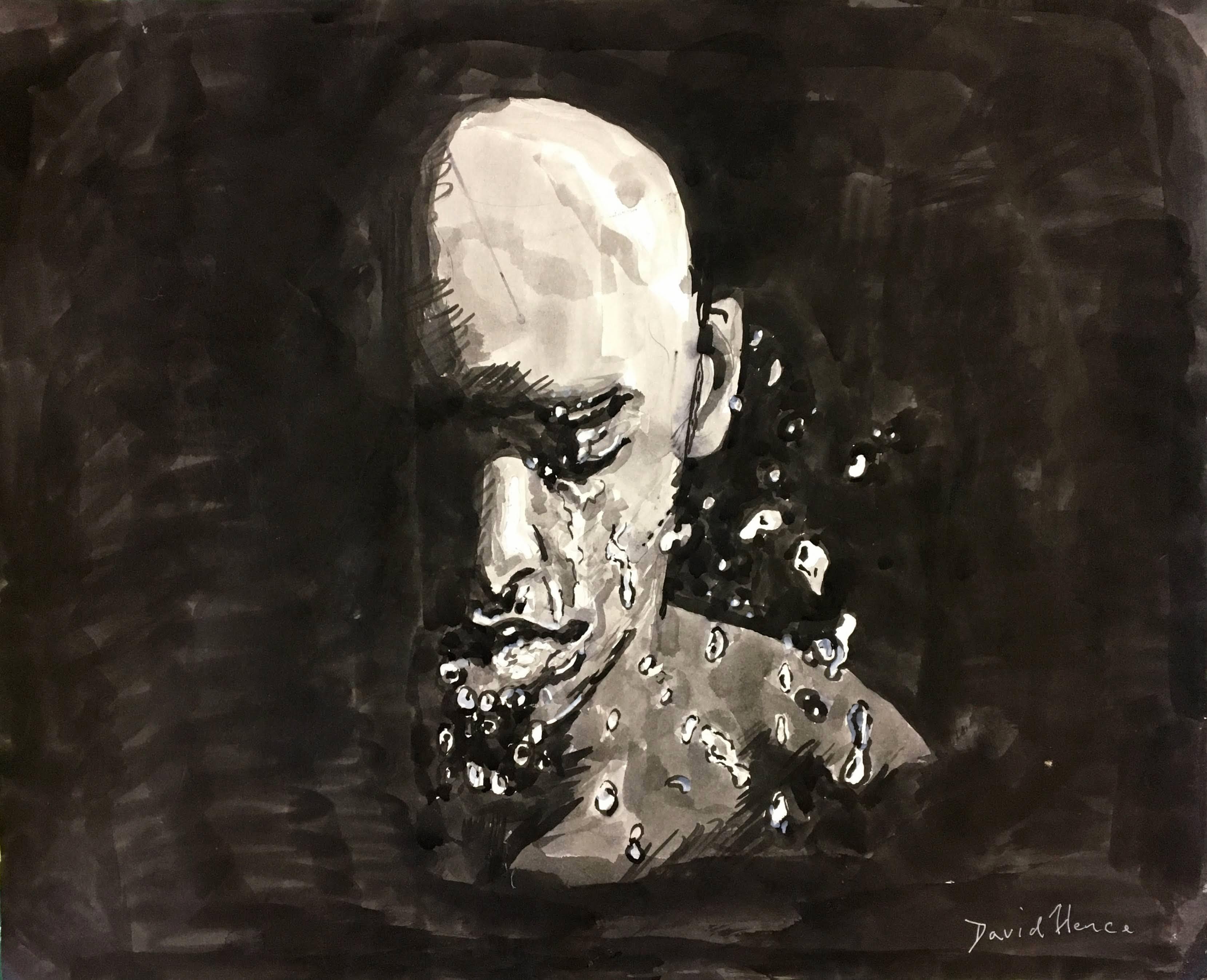 """Pain"" by David Hence"