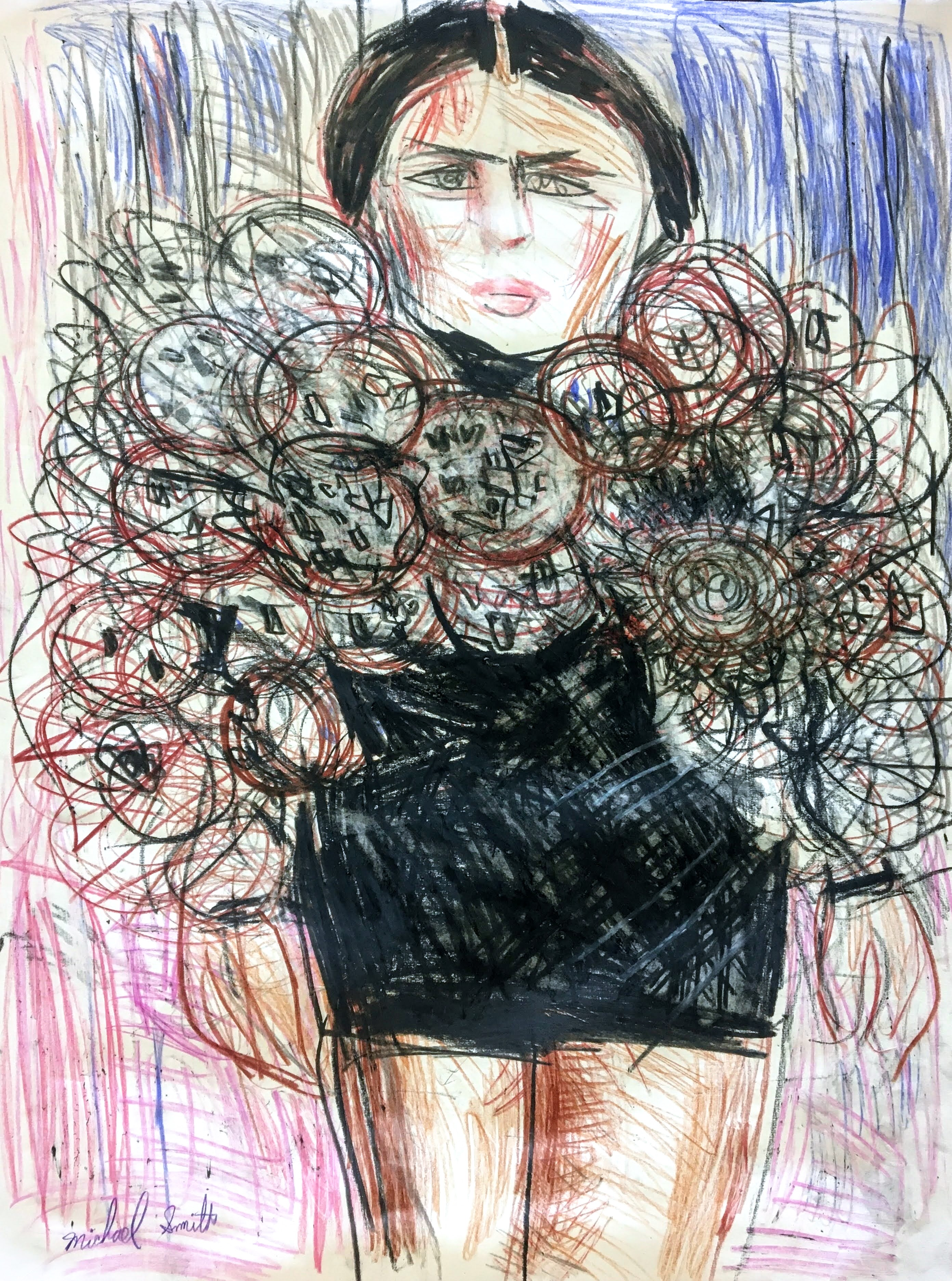 """Bubble Dress"" by Michael Smith"