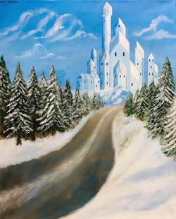 """""""Ice Castle"""" by Janno Juguilon"""