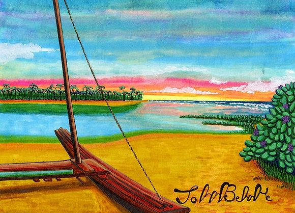 """""""Sailor View"""" by John Behnke"""