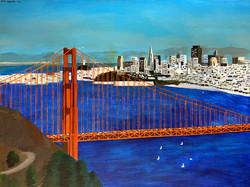 """""""San Francisco"""" by Janno Juguilon"""