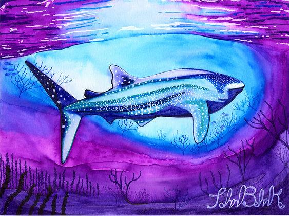 """""""Whale"""" by John Behnke"""