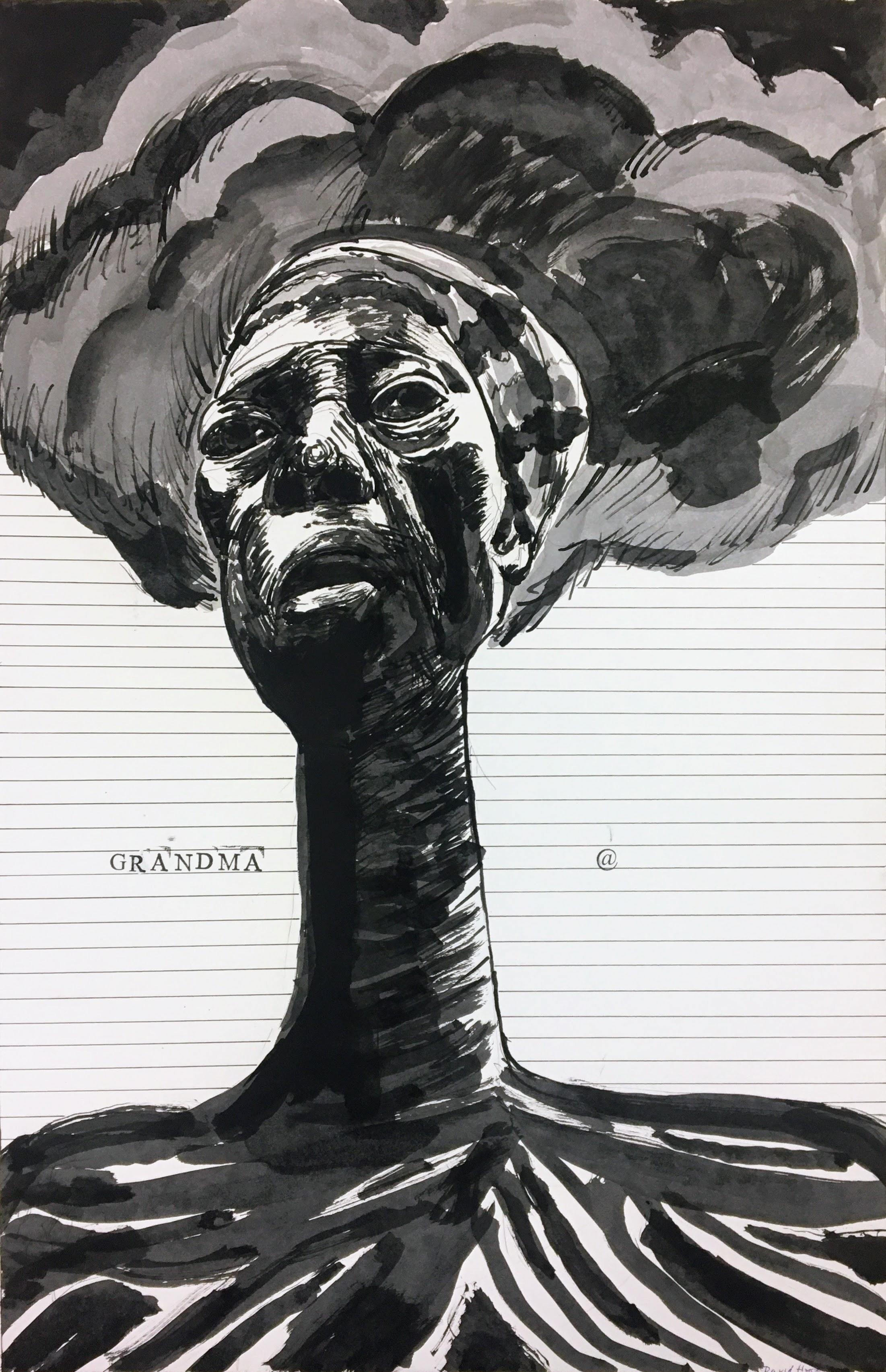 """Grandma"" by David Hence"