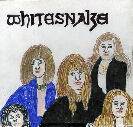 """""""Whitesnake"""" by Ricky Willis"""
