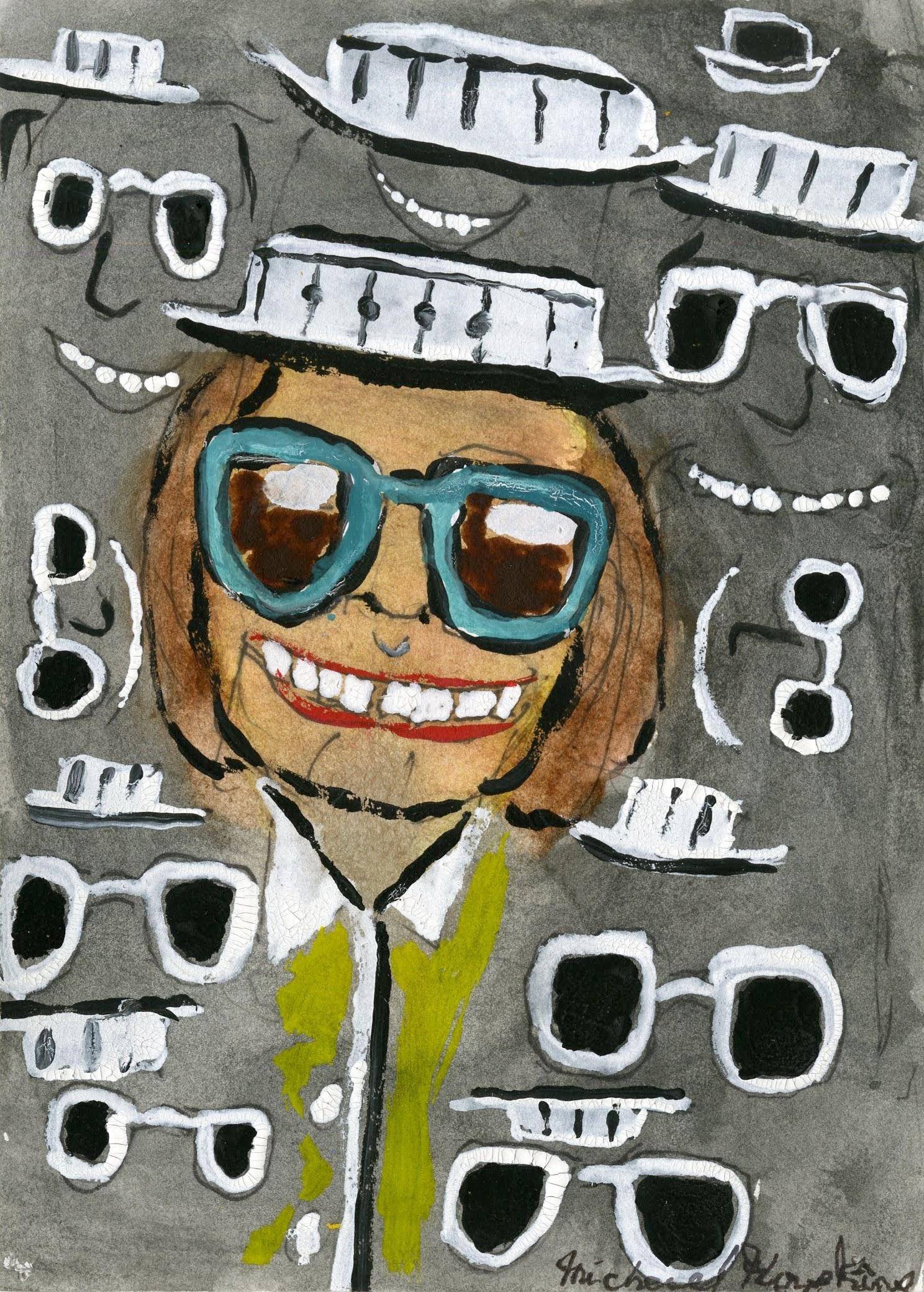 """Elton's Smile"" by Michael Hopkins"