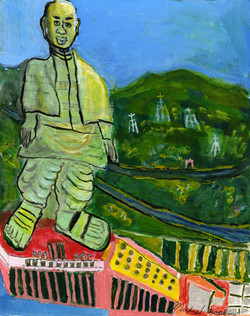 """""""Statue of Unity"""" by Michael Hopkins"""