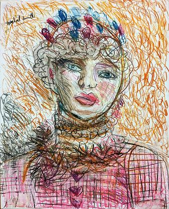 """Gemstone Princess"" by Michael Smith"