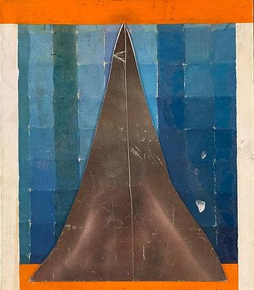 """""""Space Mirror"""" by Ken Bortman"""