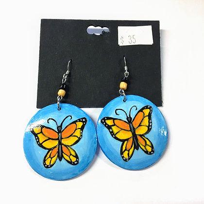 """""""Butterfly Earrings"""" by Fernando Ramirez"""