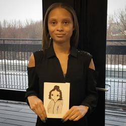 Artist Dana Baker