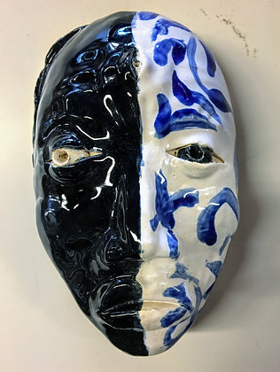 """Two Faced"" by Cherylle Booker"