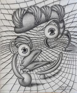 """""""Face 2"""" by Paul Kowalewski"""