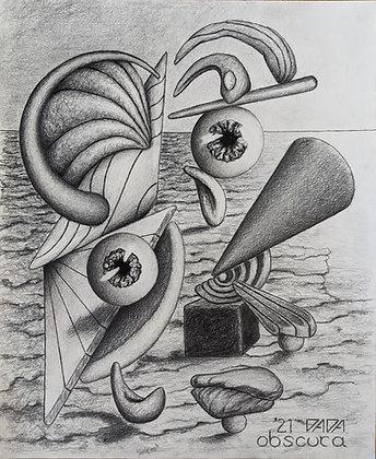 """""""Face 3"""" by Paul Kowalewski"""