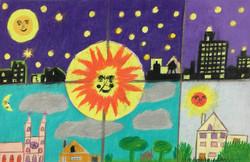 """Night Into Day"" by Bobby Tirelli"