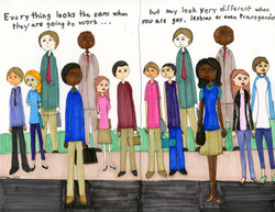 """""""Everything Looks the Same"""" by Stephon Doby"""