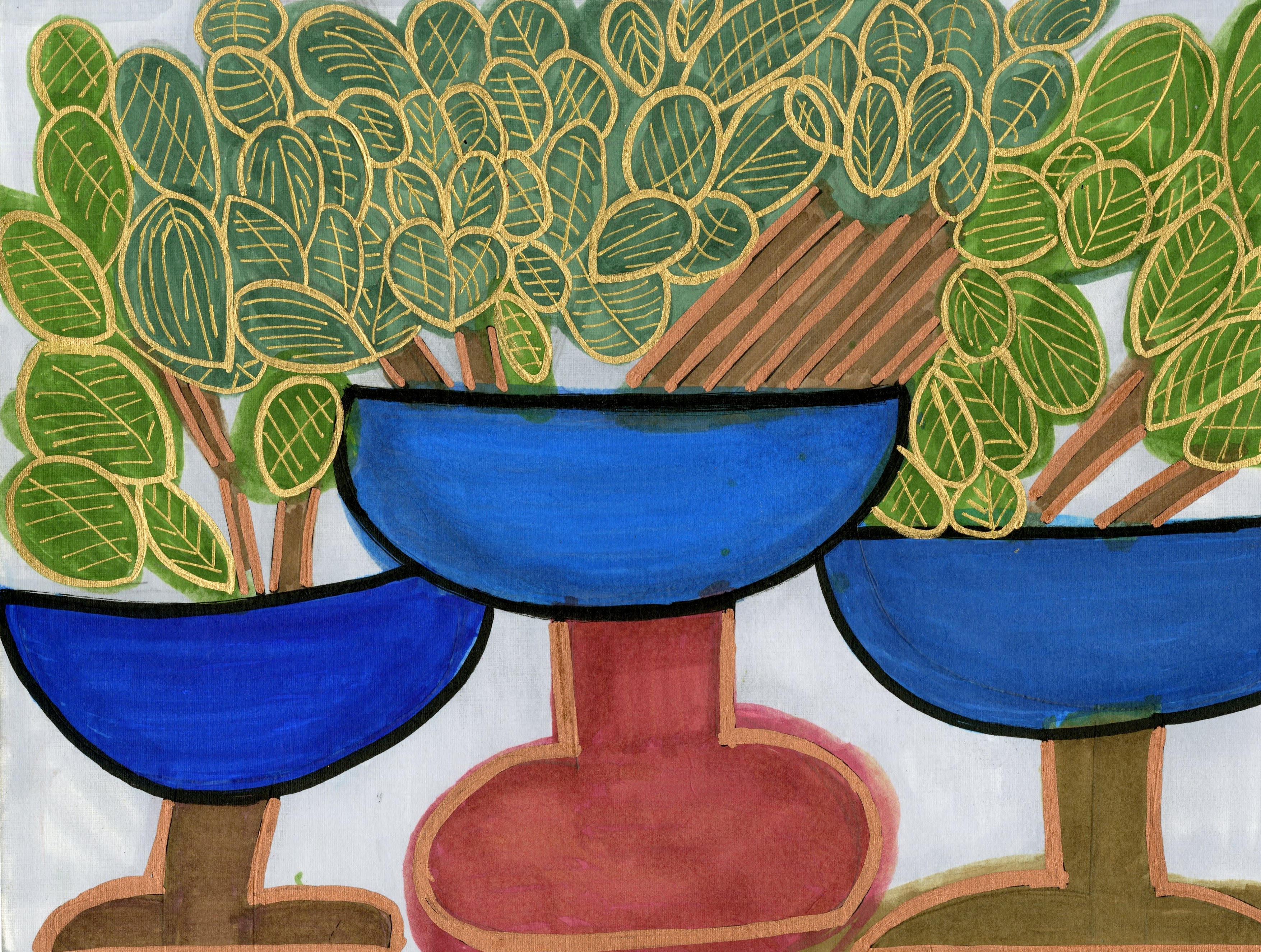 """The Leaves"" by Safiya Hameed"