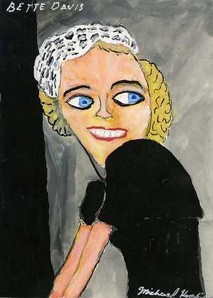 """Bette Davis"" by Michael Hopkins"