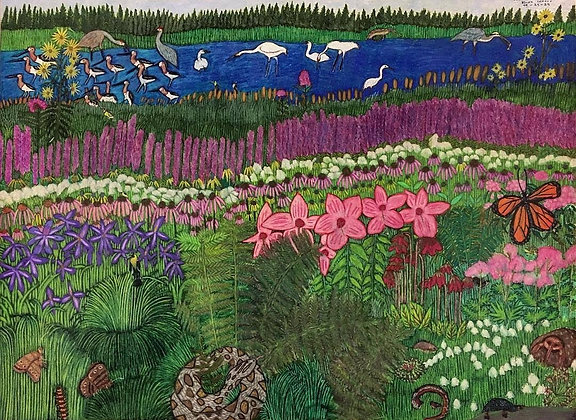 """Eden of the South Shore"" by Blake Lenoir."