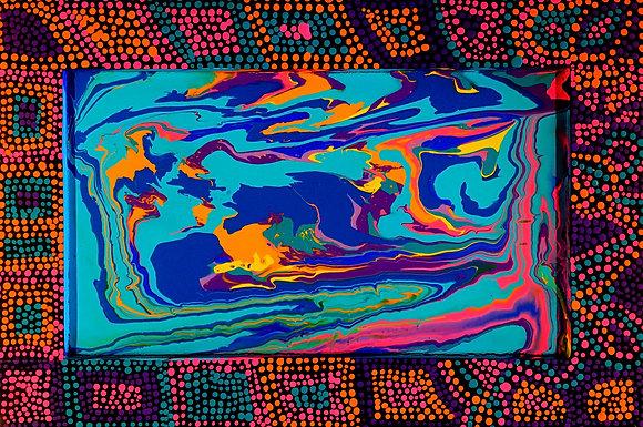 """""""Dot Window 3"""" by Sheila Smith"""