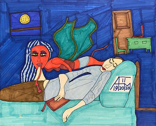 """Succubus Dream"" by Allen McNair"