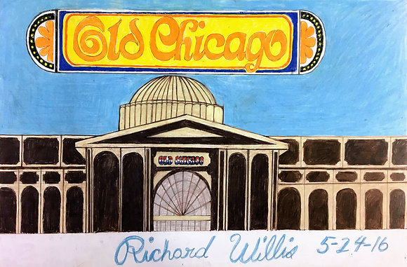 """Old Chicago"" by Ricky Willis"