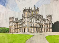 """""""Highclere Castle"""" by R. J. Juguilon"""
