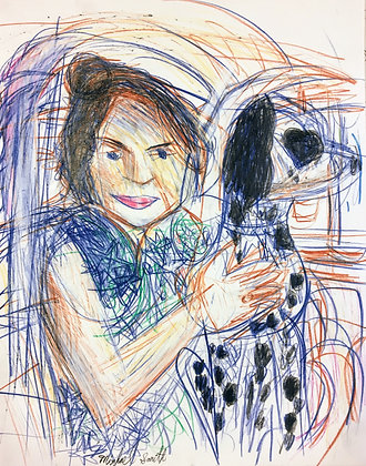 """Woman's Best Friend"" by Michael Smith"