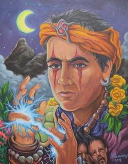 Fernando Self as Shaman