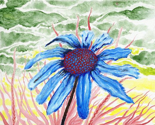"""""""Flower"""" by Luke Shemroske"""