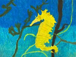 """""""Sea Monster"""" by Bill Douglas"""