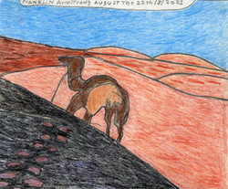 """Sahara Desert"" by Franklin Armstrong"