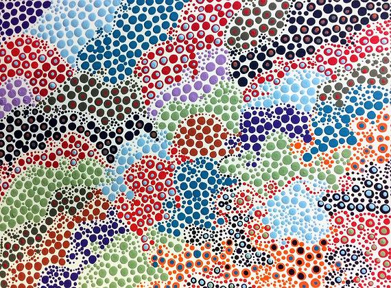 """Overlap"" by Sheila Smith"