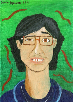 """""""Disgust"""" by Janno Juguilon"""