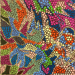"""""""Dot Formations"""" by Sheila Smith"""
