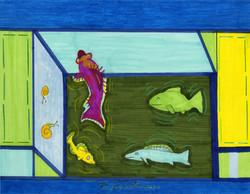 """Clean Your Home Aquarium"" by Ken Bortman"