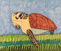 """Sea Turtle"" by Jack Moore"