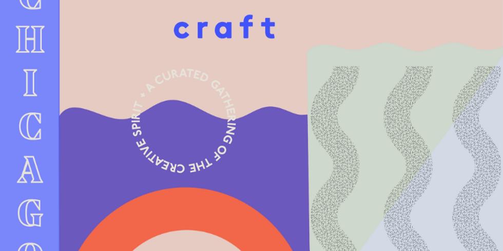 Project Onward at Renegade Craft Fair