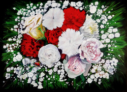 """""""Lady's Bouquet"""" by Alfred Banks"""
